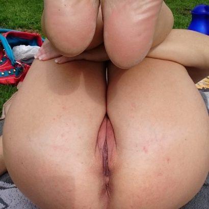 Vagina Bilder in der öffentlichkeit