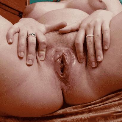 schwangere Muschi zeigen