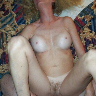 Blonde Möse ficken