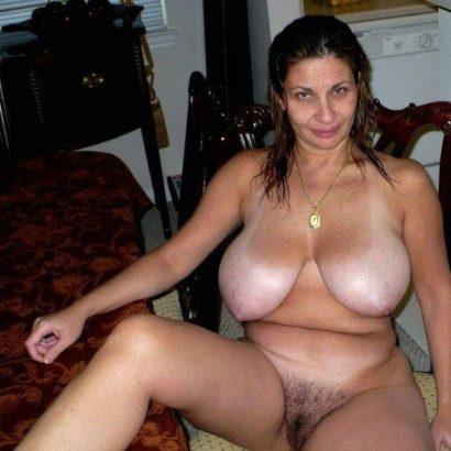 Frauen Muschi und riesen Titten