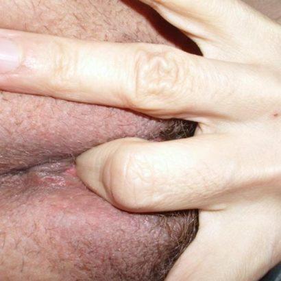 Meine Muschi am fingern