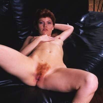 Vintage Rothaarige Pussy